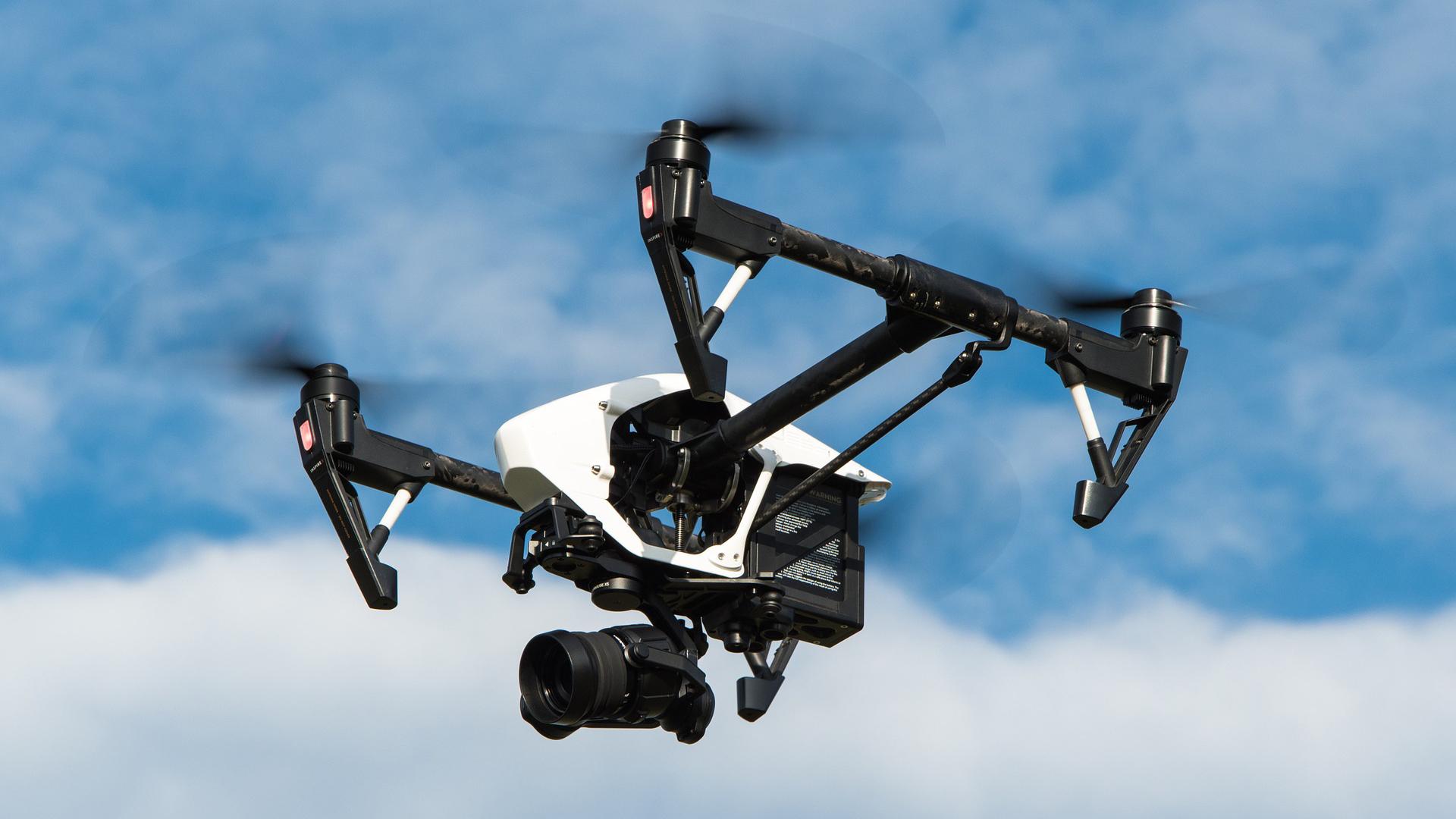 Smart City = Drone City? – Part I